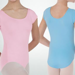 Body Wrappers Body Wrappers BWP020 Child Cap Sleeve Leotard