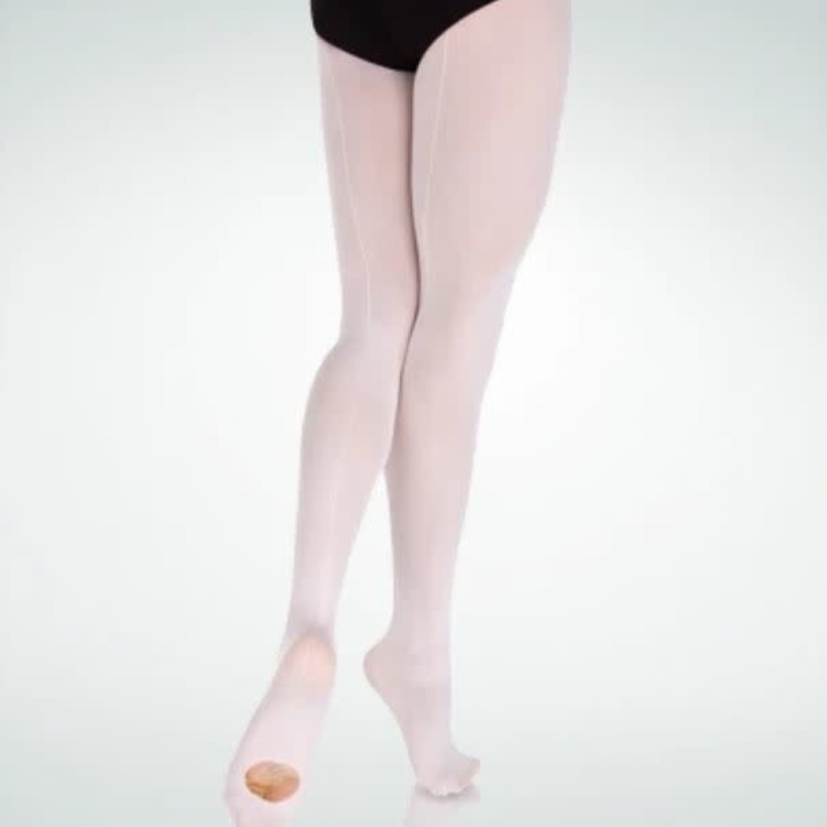 Body Wrappers Body Wrappers C39 Child Seamed Convertible Tights