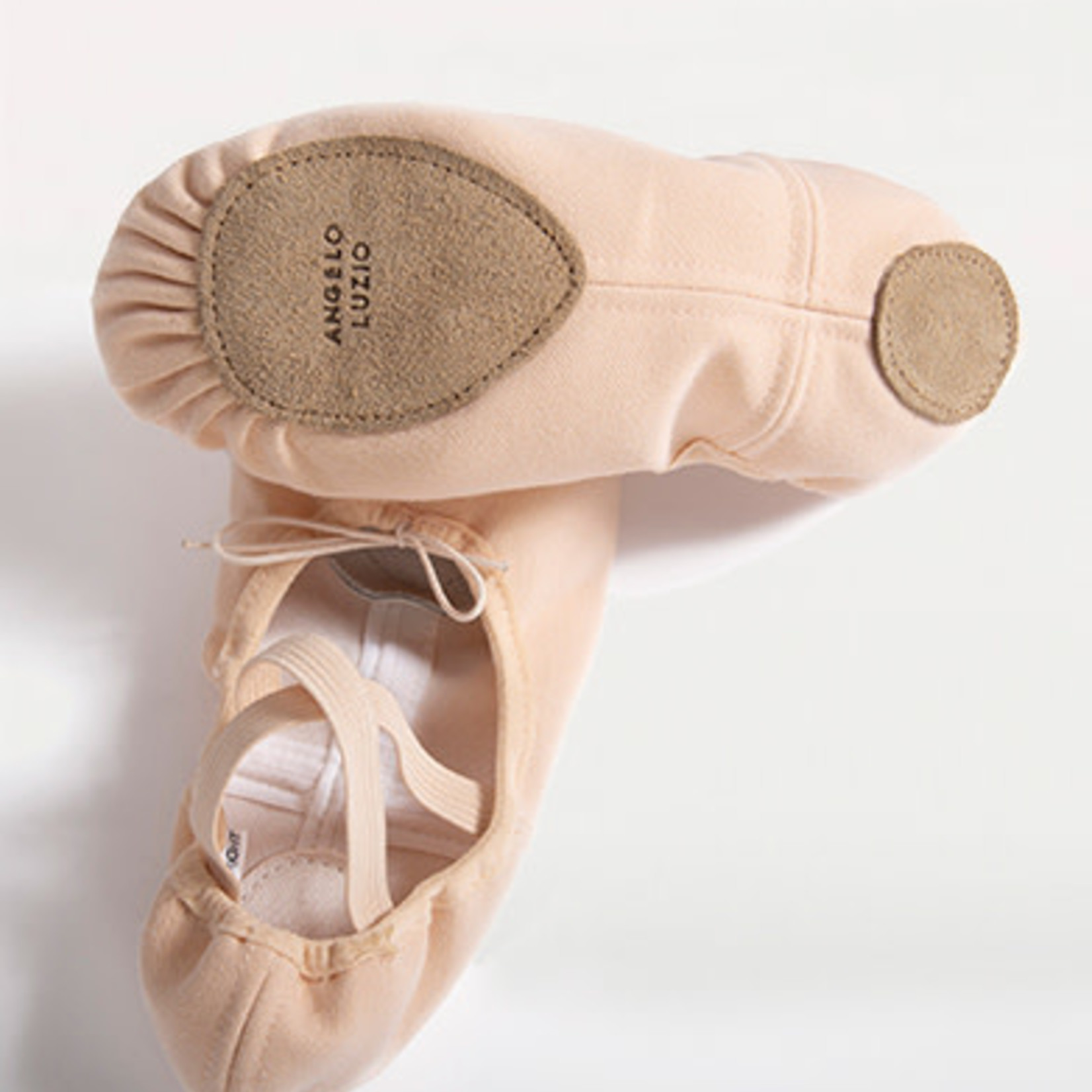 Body Wrappers Body Wrappers 246C Child Canvas Ballet Shoe