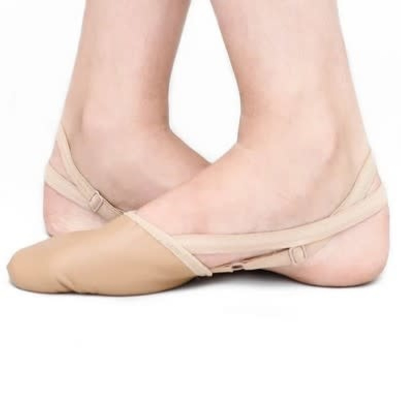 Body Wrappers Body Wrappers 621A/C Leather Half Sole Shoe