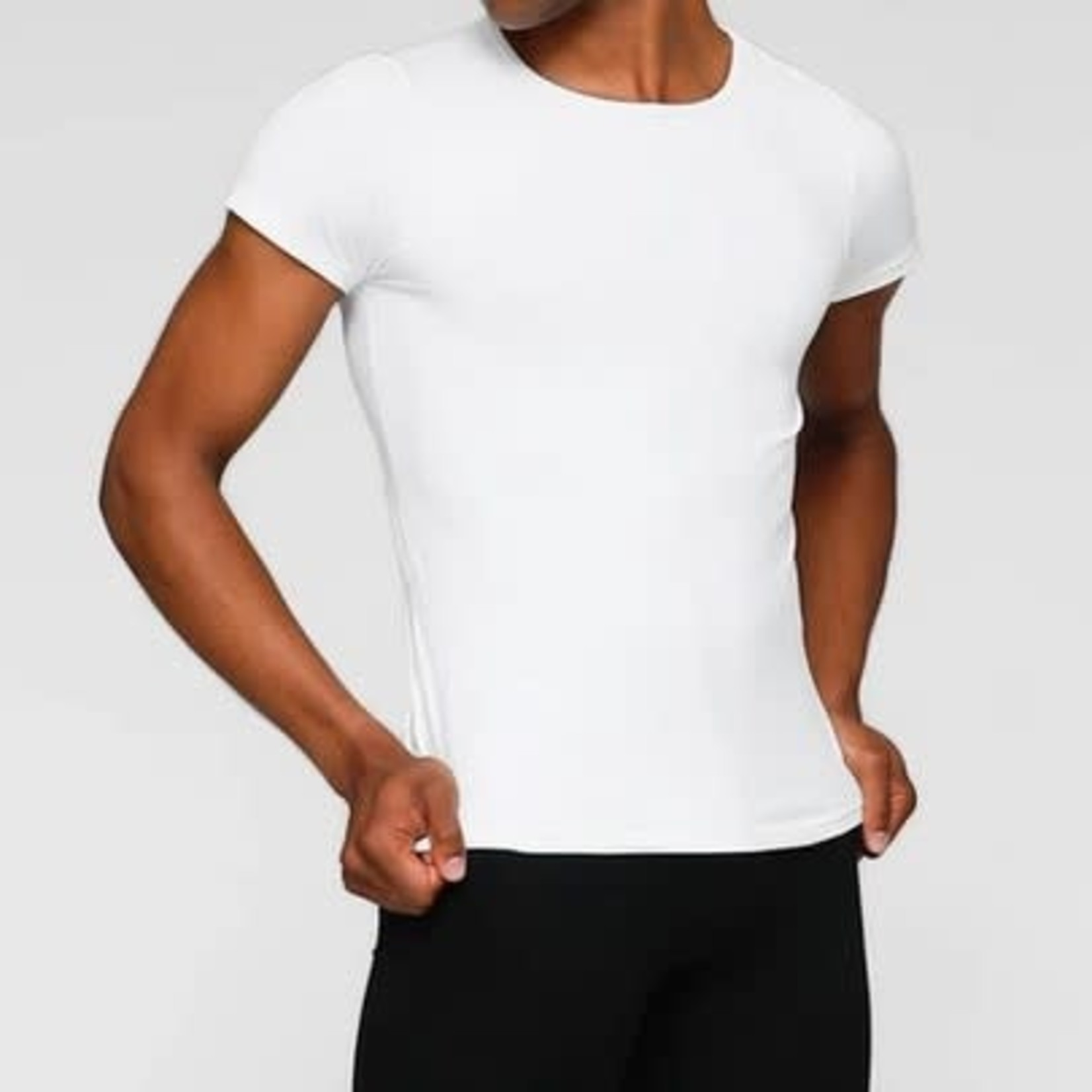 Body Wrappers Body Wrappers M400 Men's Short Sleeve Shirt