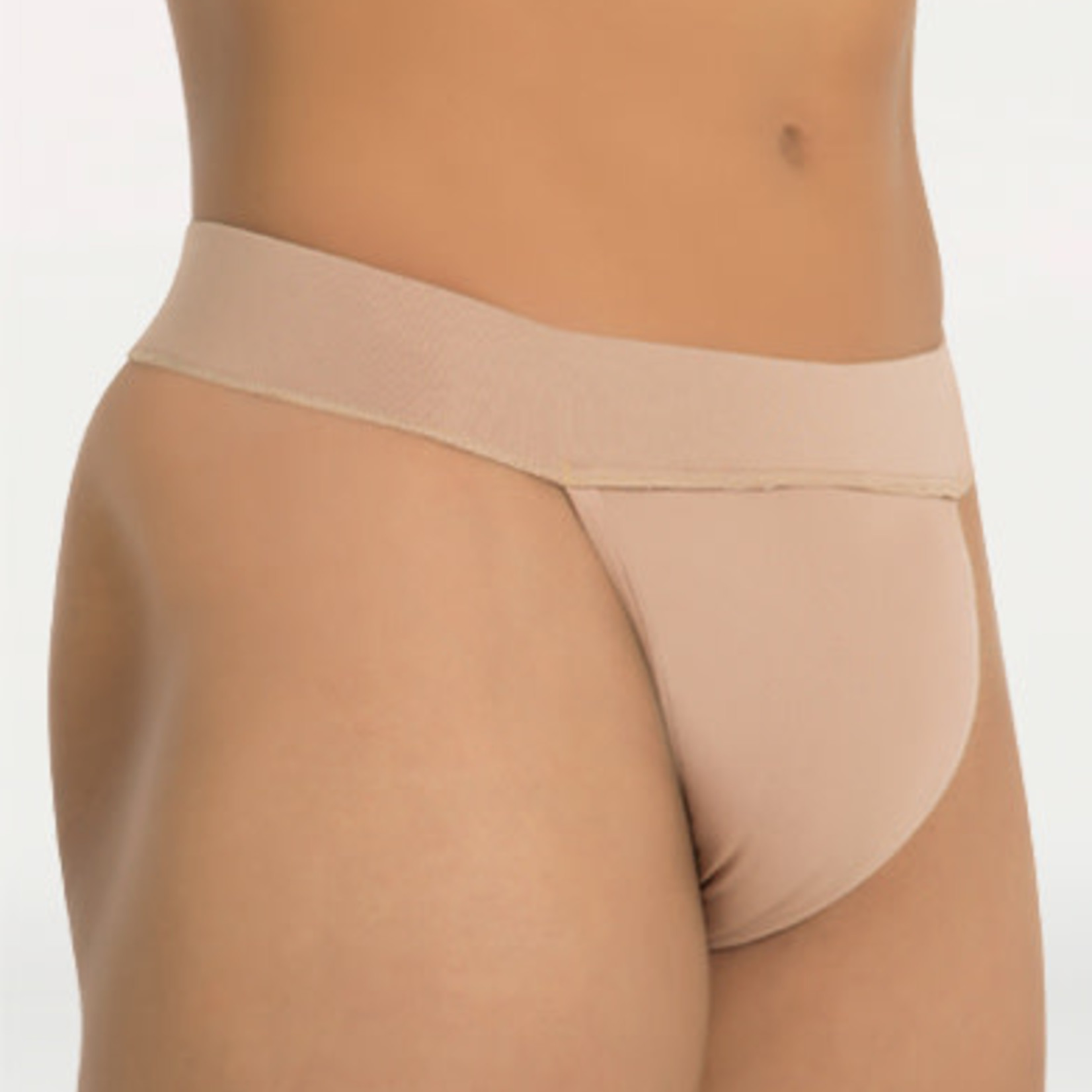 Body Wrappers Body Wrappers M003 Thong Dance Belt