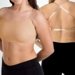 Body Wrappers Body Wrappers 275 Clear Straps Bra