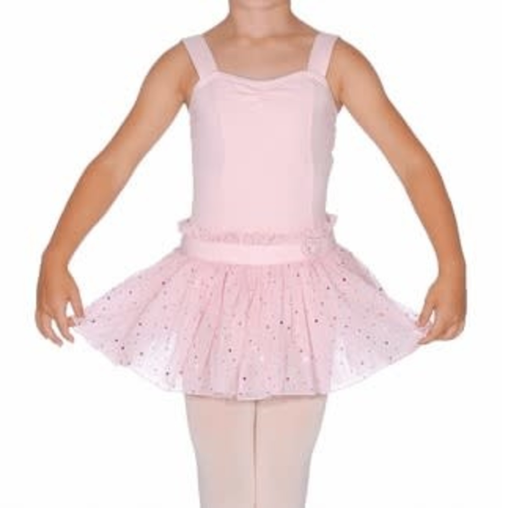 Capezio Capezio 11529C Sweatheart Tank Skirted Leotard