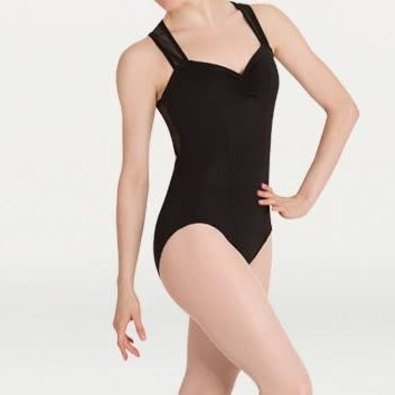 Body Wrappers Body Wrappers P1013 Twist Back Tank Leotard