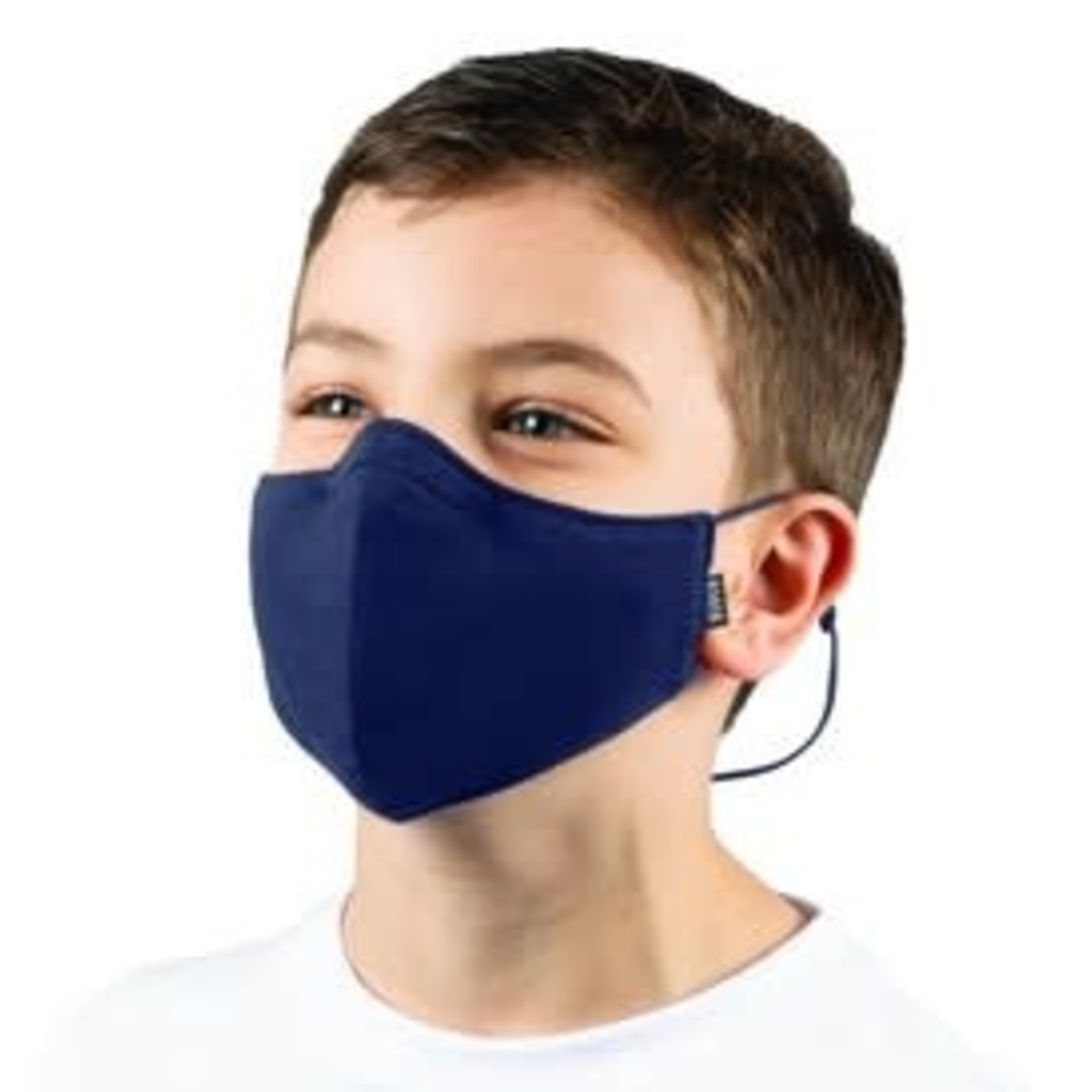 Bloch Bloch A004CP Child Mask w/ Lanyard and Nose Pad - 3 Pack