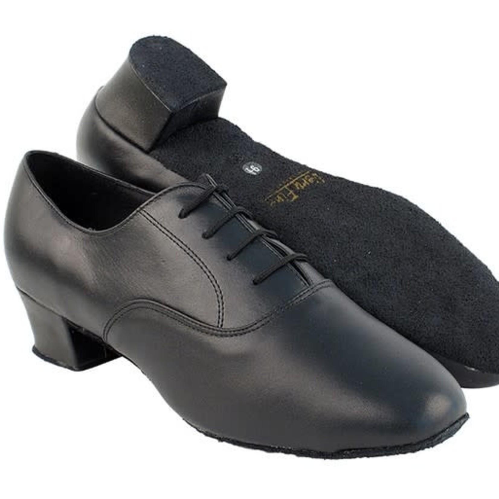 "Very Fine Very Fine 915108 1.5"" Men's Leather Latin Ballroom Shoe"