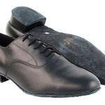 "Very Fine Very Fine 919101 1"" Men's Leather Ballroom Shoe"