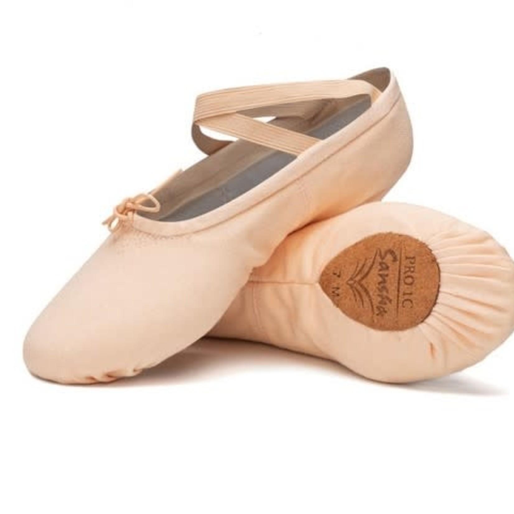 Sansha Sansha Pro1C Canvas Ballet Shoe