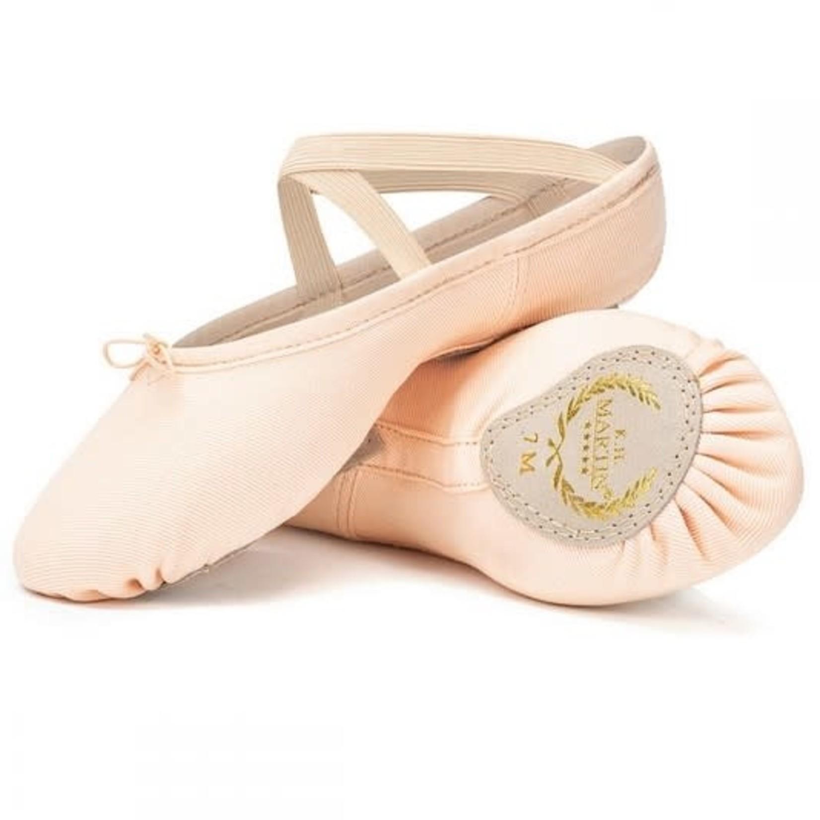 KH Martin KH Martin M001LC Low-cut Stretch Canvas Ballet Shoe