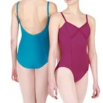 Capezio Capezio BD108 Cross Front Adjustable Camisole Leotard