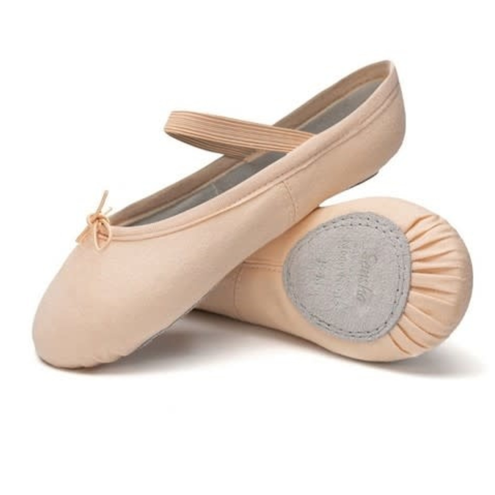 Sansha Sansha 15C Star-Split Child Canvas Ballet Shoe