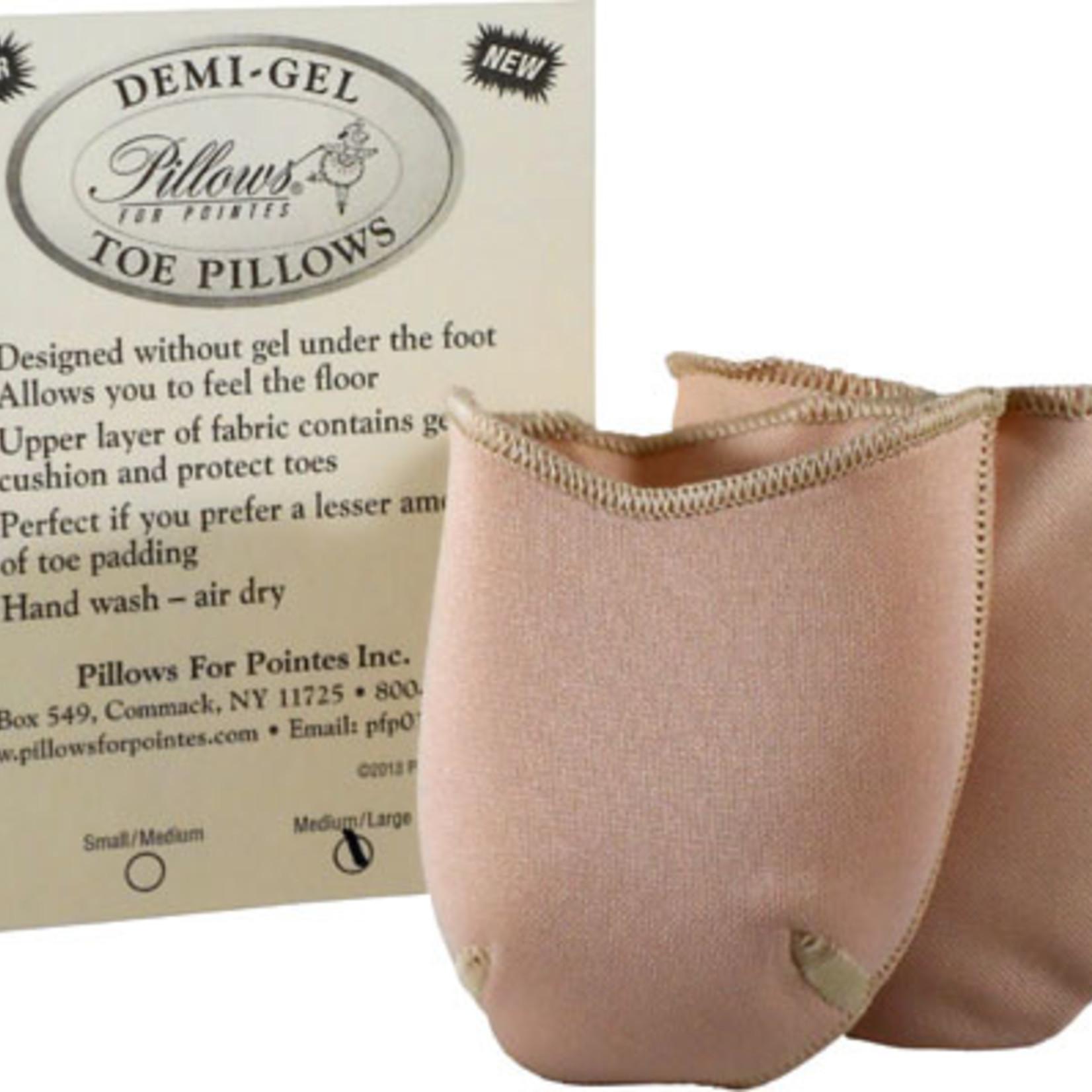 Pillows for Pointes Pillows for Pointes Demi Gel Toe Pillows