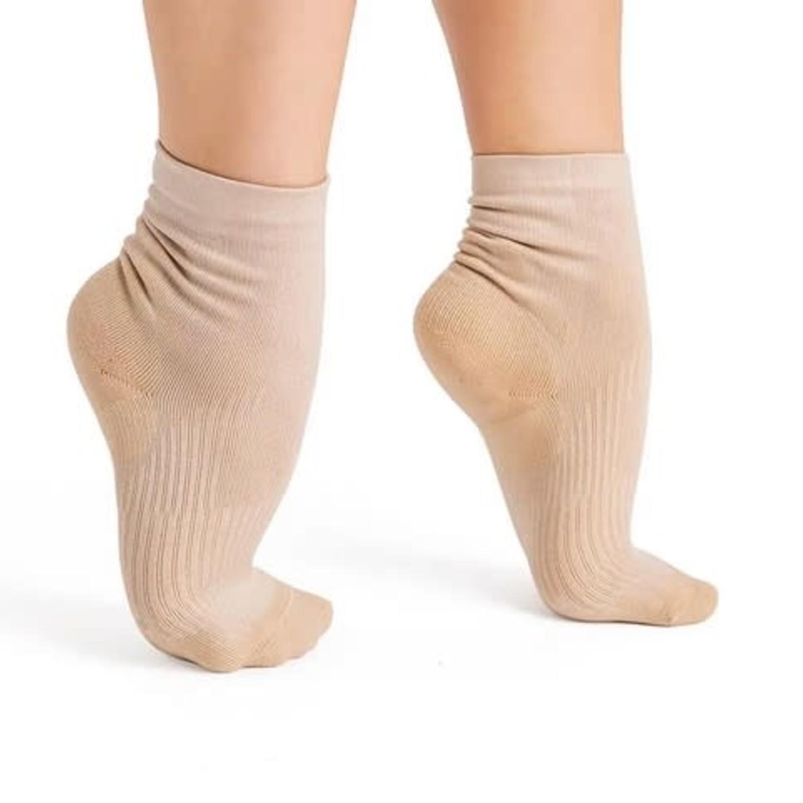 Capezio Capezio H066 Lifeknit Sox Dance Socks