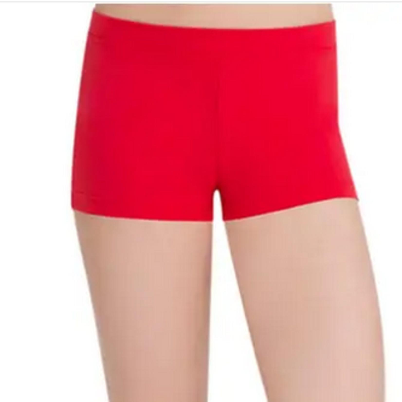 Capezio Capezio TB113C Child Boy Cut Shorts