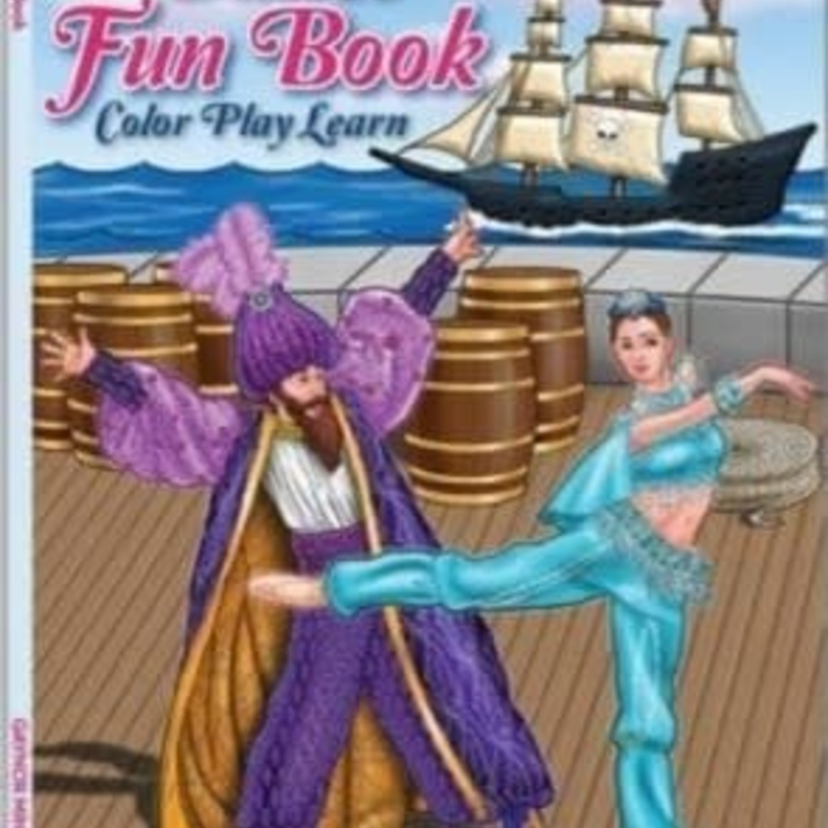 Gaynor Minden Gaynor Minden Ballet Fun Book