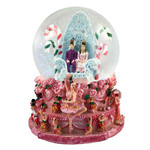 Nutcracker Ballet Gifts Musical Land of Sweets Snowglobe Plays Dance of Sugar Plum Fairy