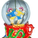 Nutcracker Ballet Gifts Mini Chinese Dancers Snow Globe