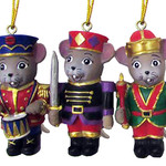 Nutcracker Ballet Gifts Nutcracker Mouse Ornaments