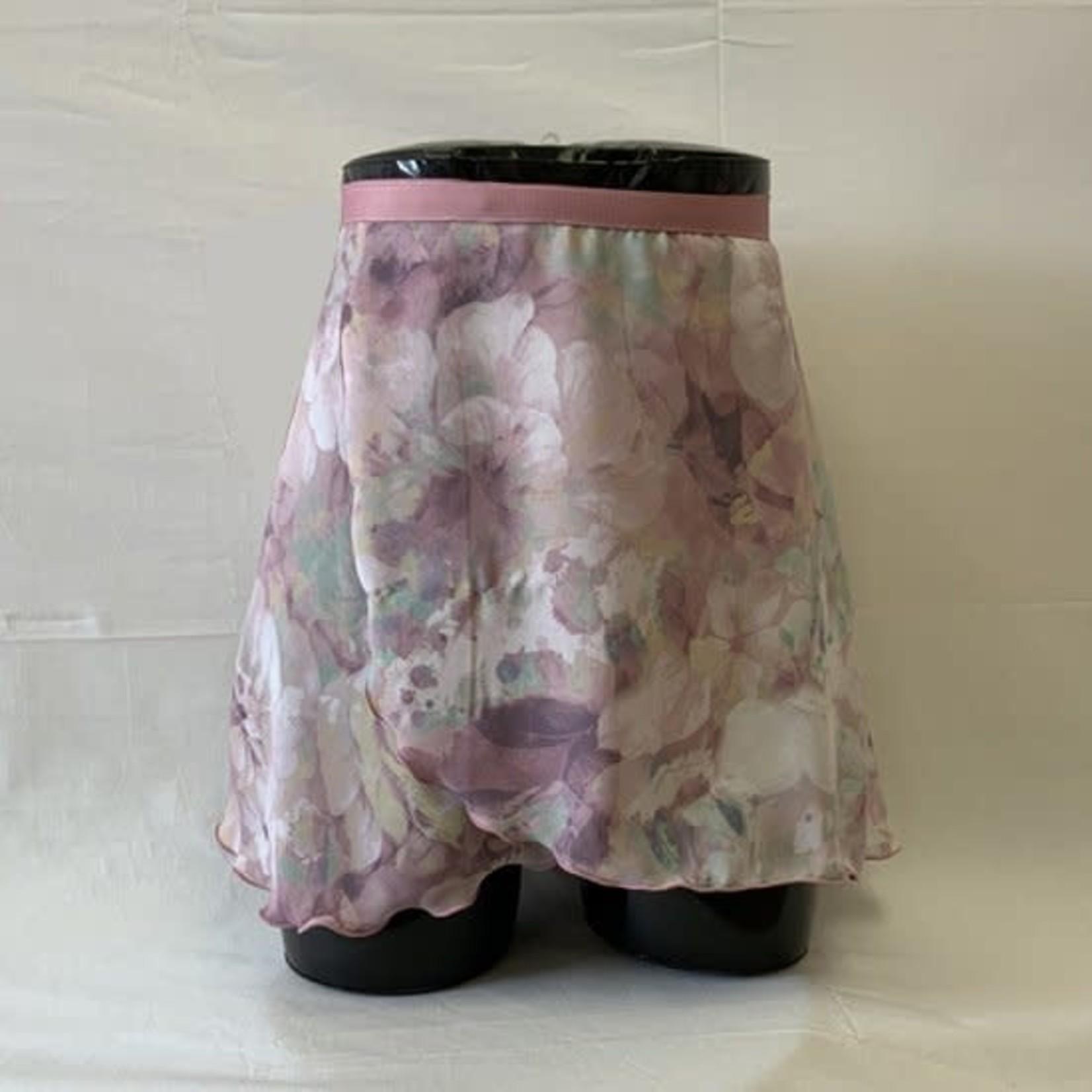 Dasha Designs Dasha Designs 4481Mv Mauve Floral Wrap