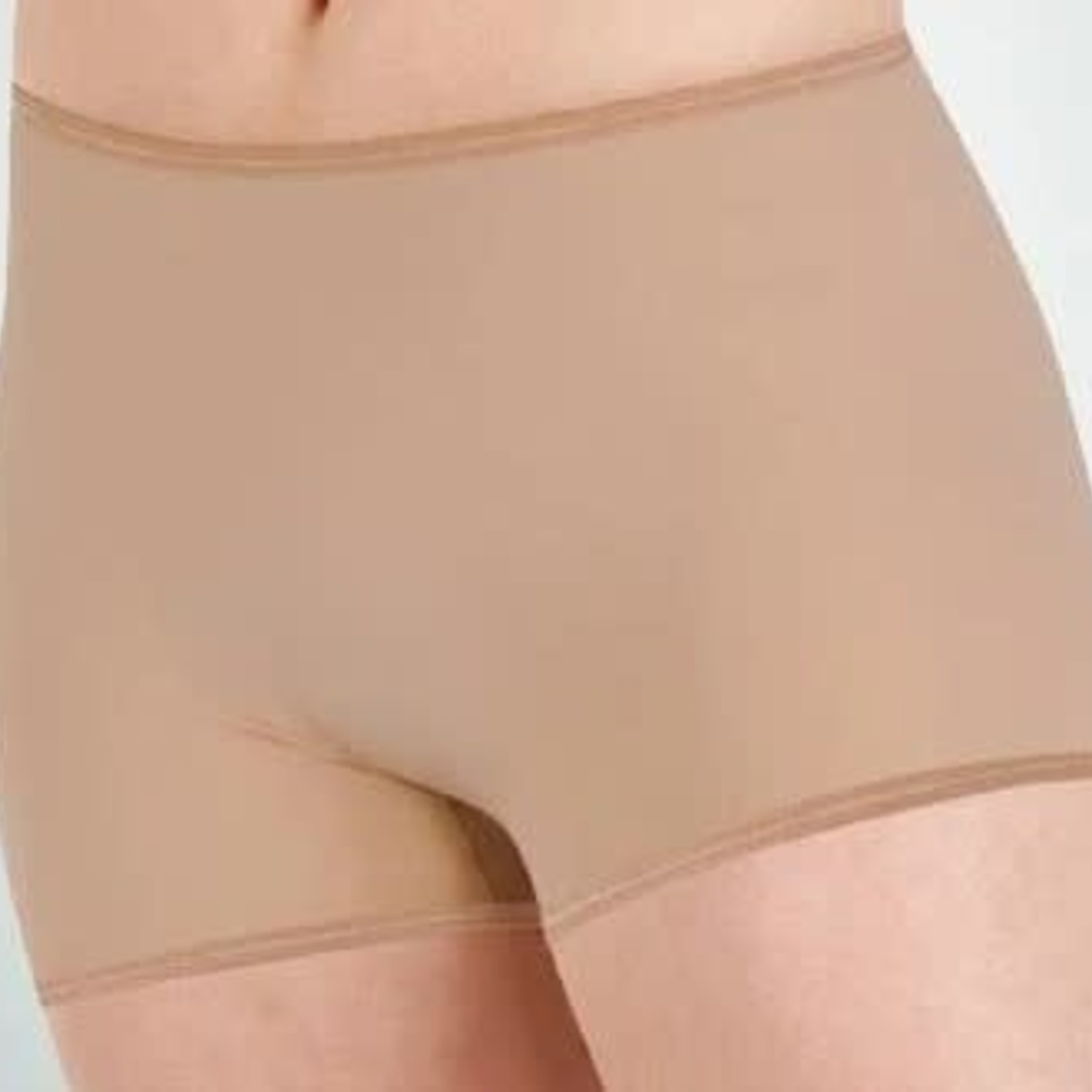 Body Wrappers Body Wrappers 289 Seamless Undergarment Shorts