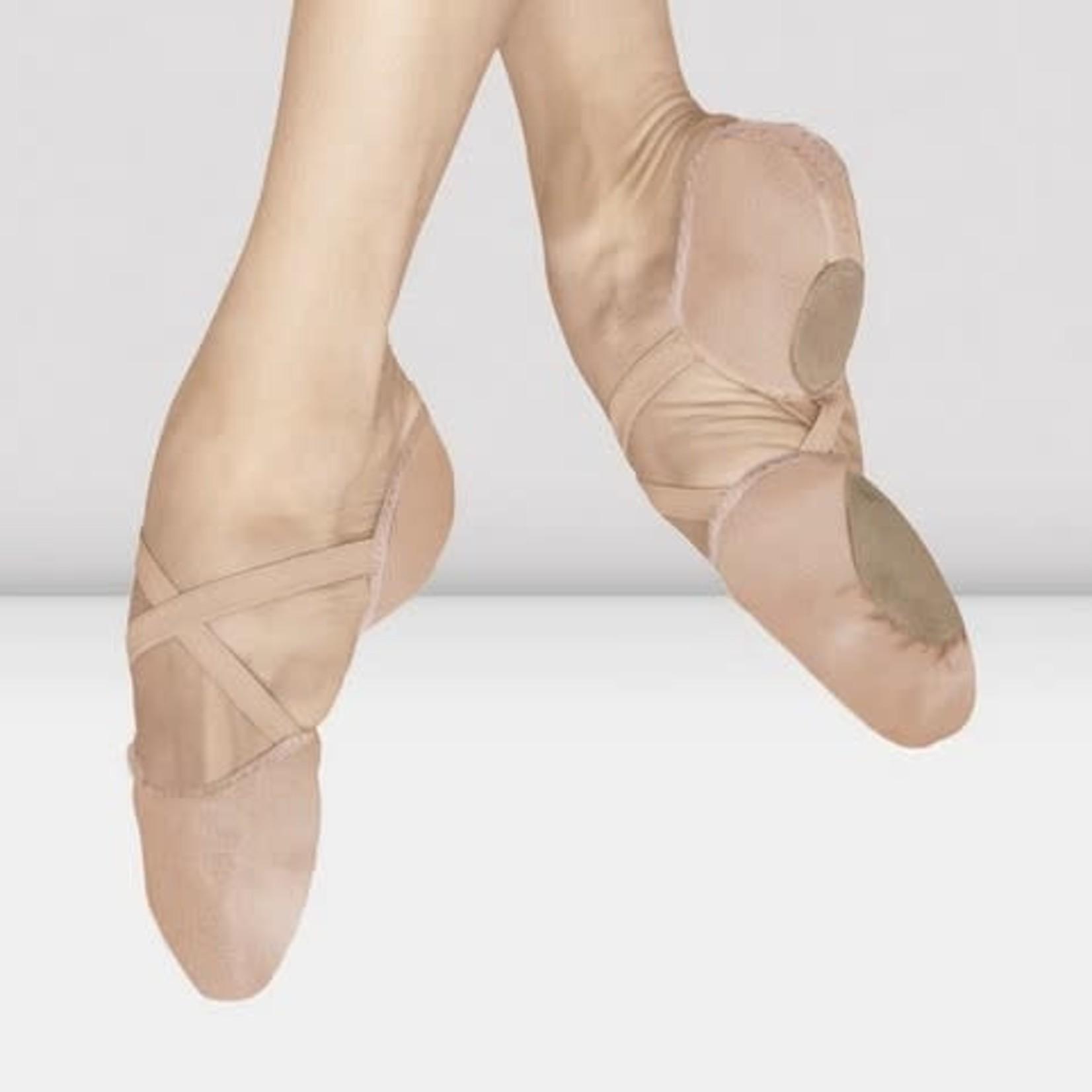 Bloch ES0251L Elastosplit Canvas Ballet