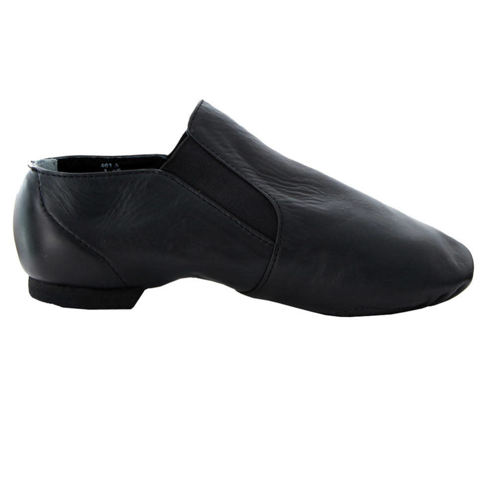 Body Wrappers Body Wrappers 401C Child Leather Jazz Shoe