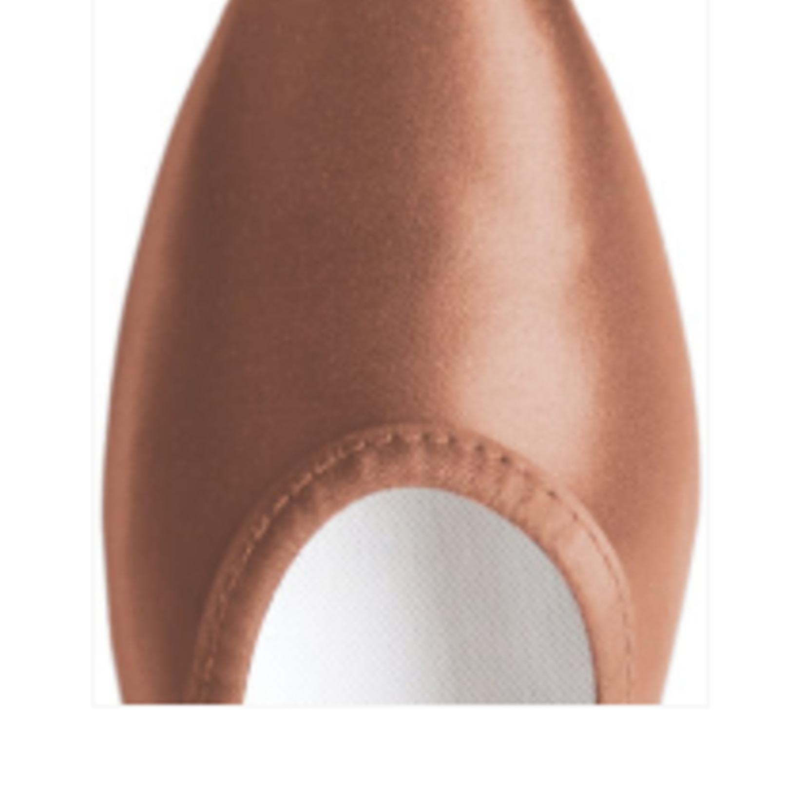 Gaynor Minden Gaynor Minden Sculpted Pointe Shoes - Mocha