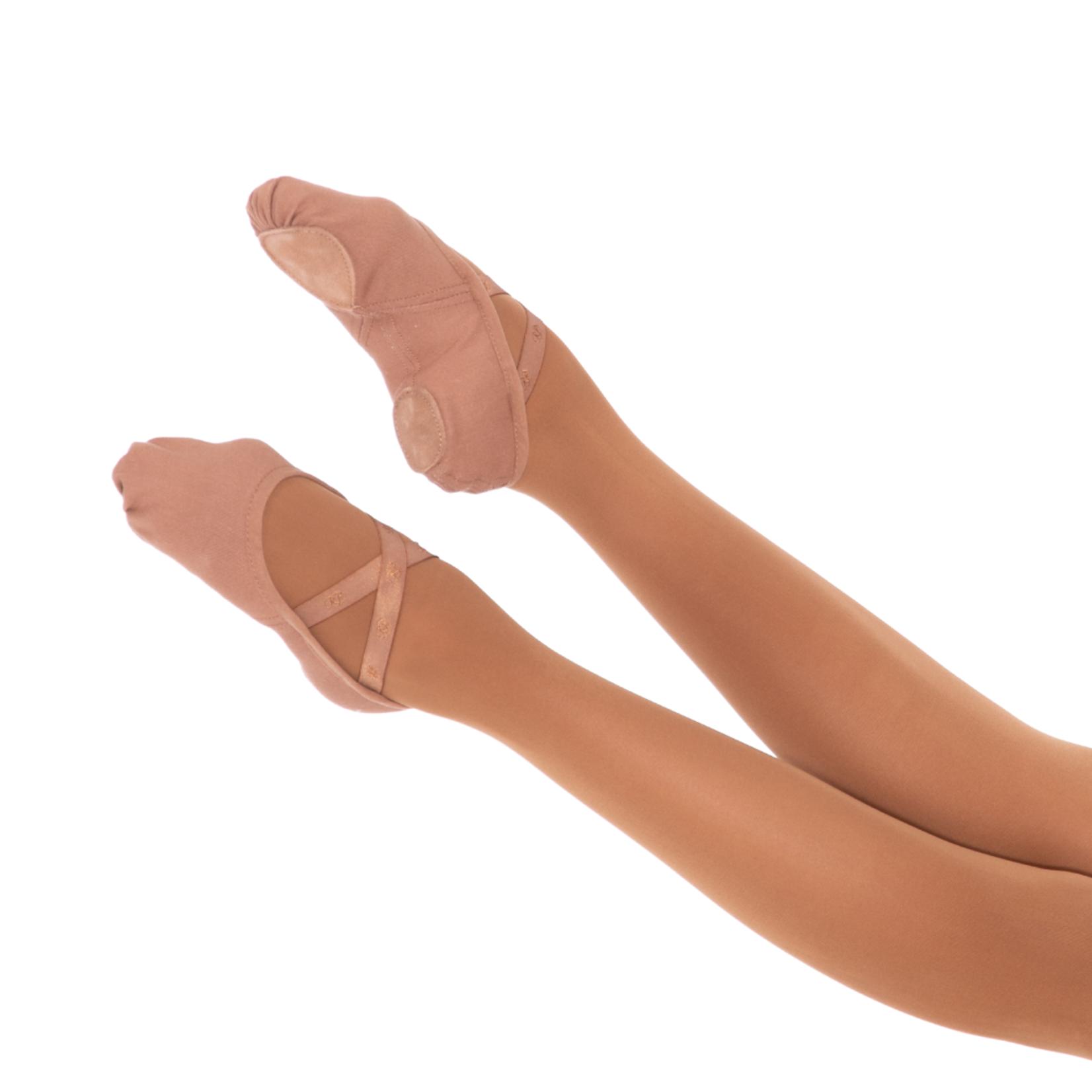 Russian Pointe Russian Pointe Vivante Canvas Ballet Shoe