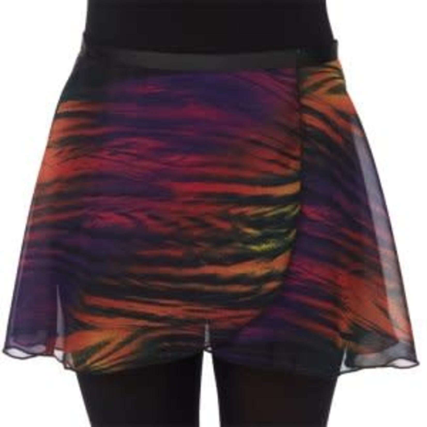"""Dasha Designs Dasha Designs 4481MT 14"""" Multicolor Print Wrap"""