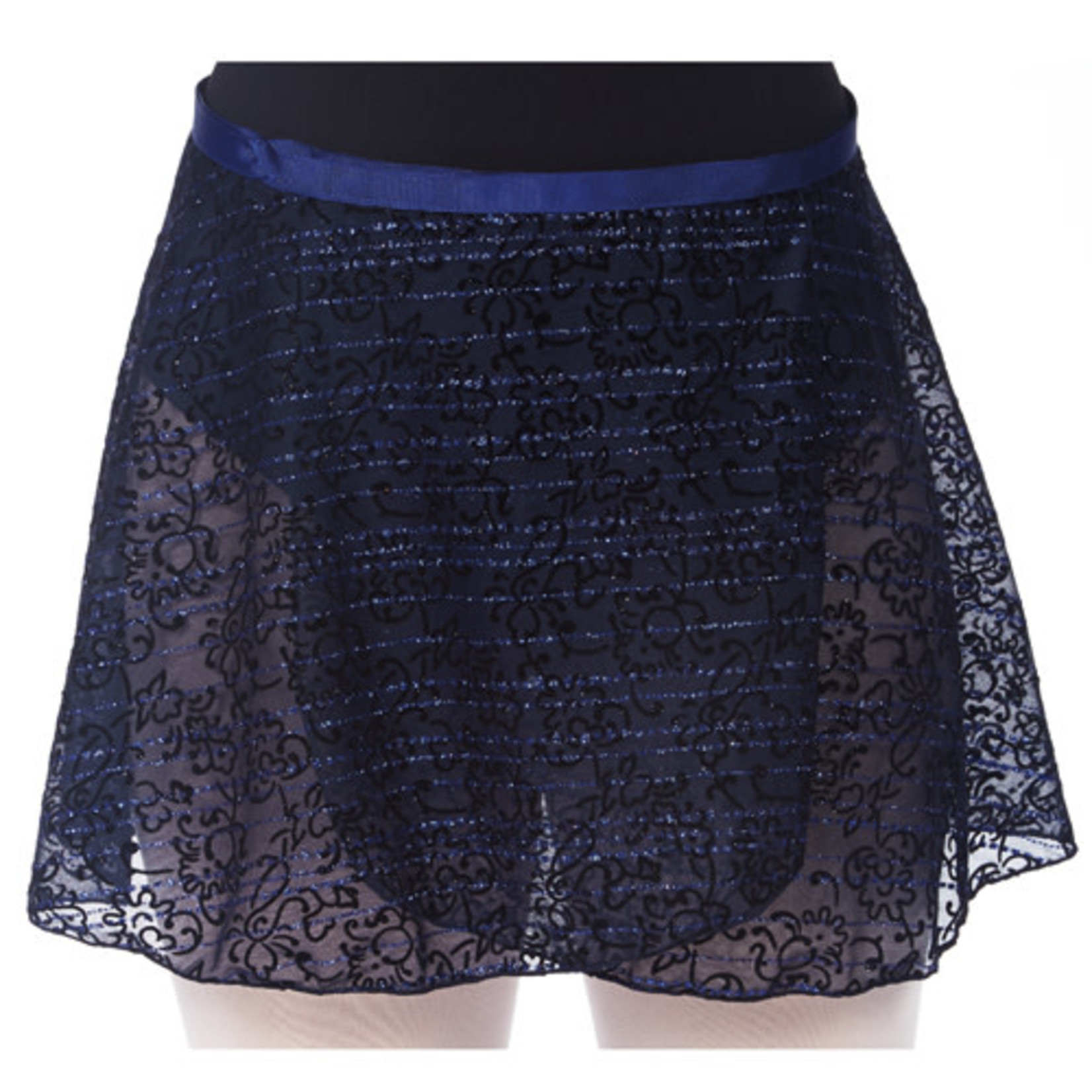 "Dasha Designs Dasha Designs 4390RY Ladies 12"" Royal Burnout Wrap"