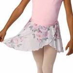 DanzNMotion DanzNMotion 20404C Pull-on Floral Skirt