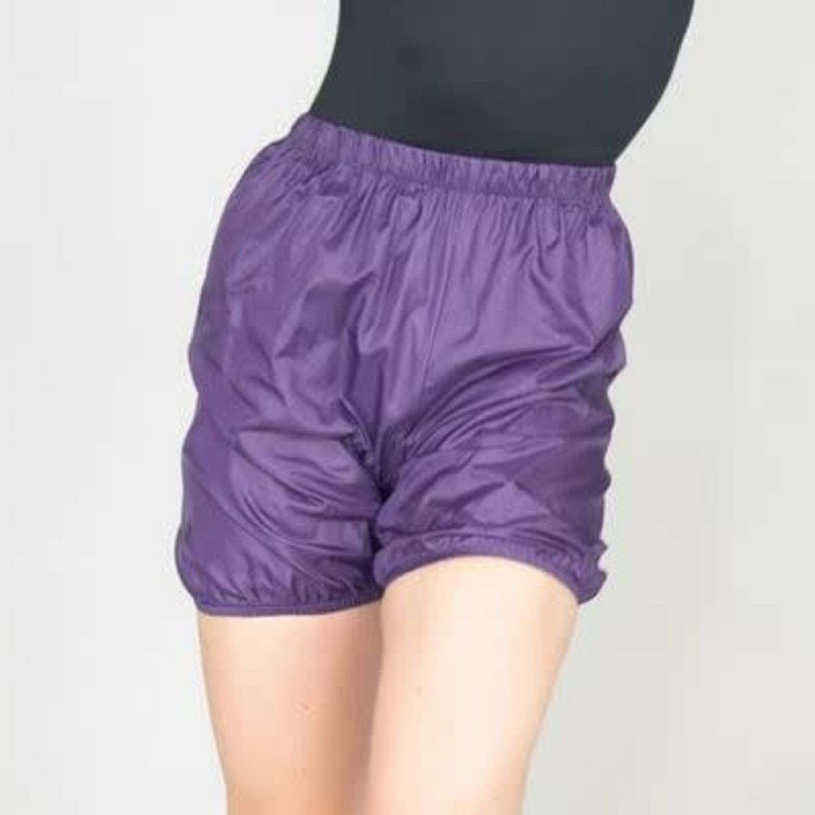 Body Wrappers Body Wrappers 046 Child Warm-up Bloomers Shorts