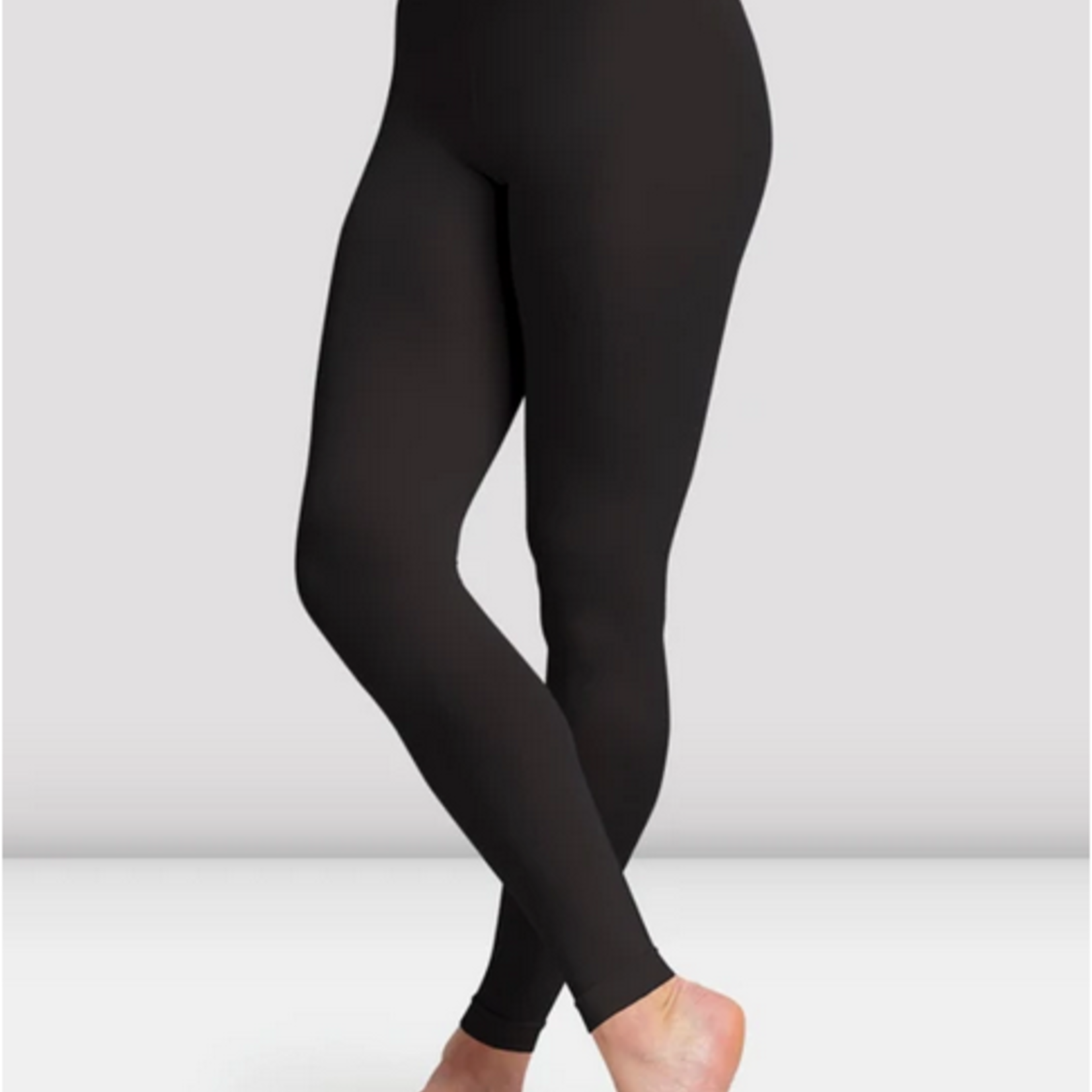 Bloch Bloch T0985L Adult Contoursoft Footless Tights
