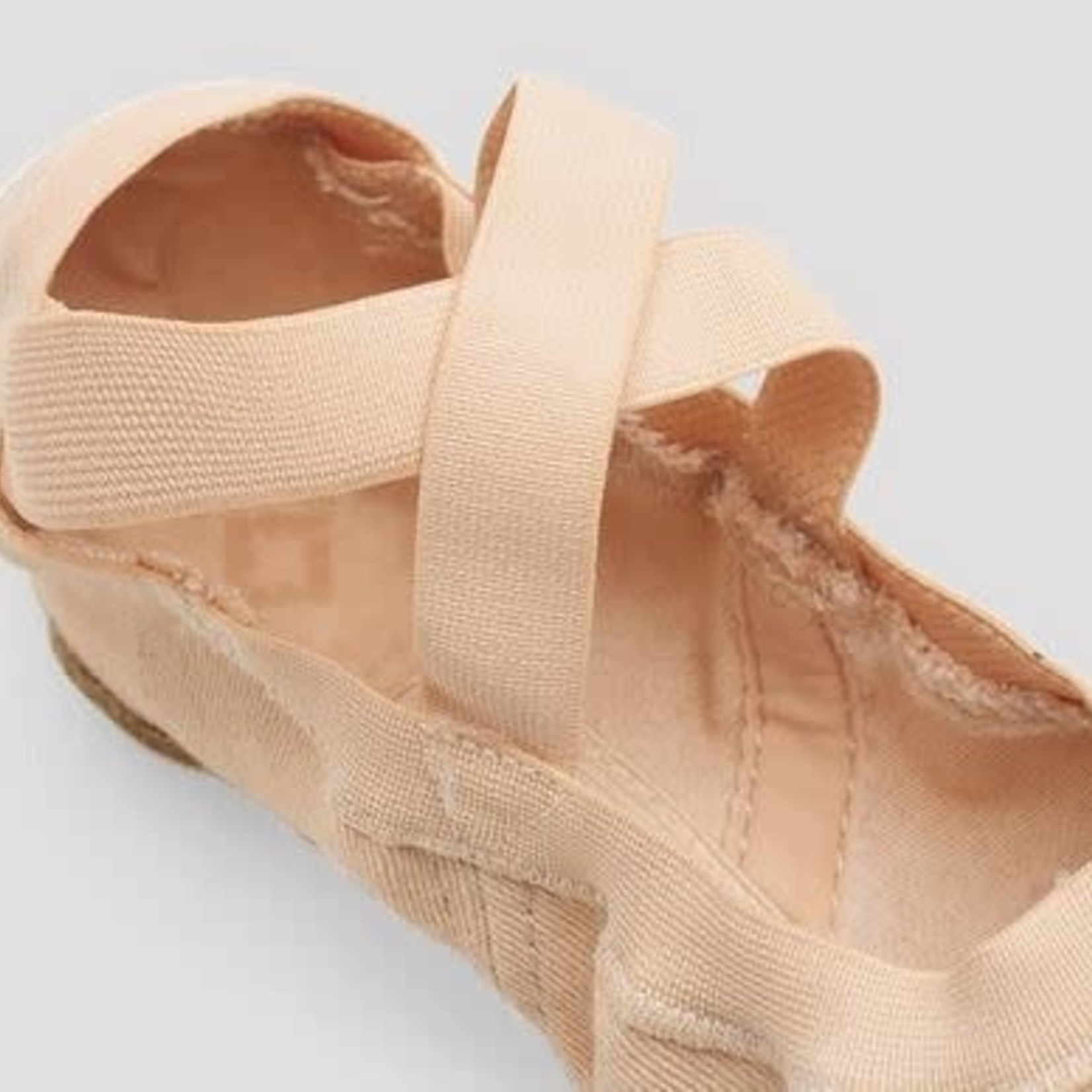 Bloch Bloch S0625L Synchrony Canvas Ballet Shoe