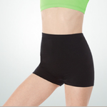 Body Wrappers Body Wrappers BWP285 Adult High Waist Short