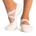 Capezio Capezio 2038W Hanami Leather Ballet Shoe