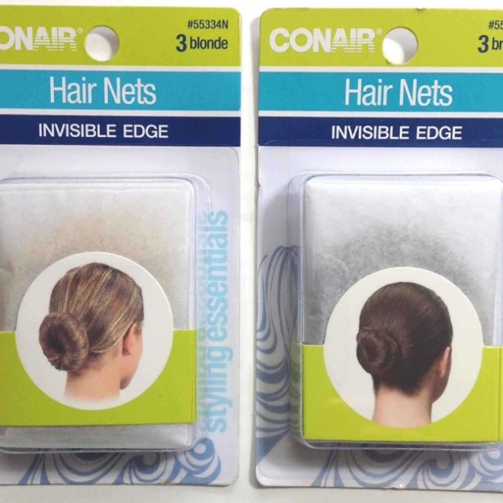 Conair Conair 3 Pack Hair Nets