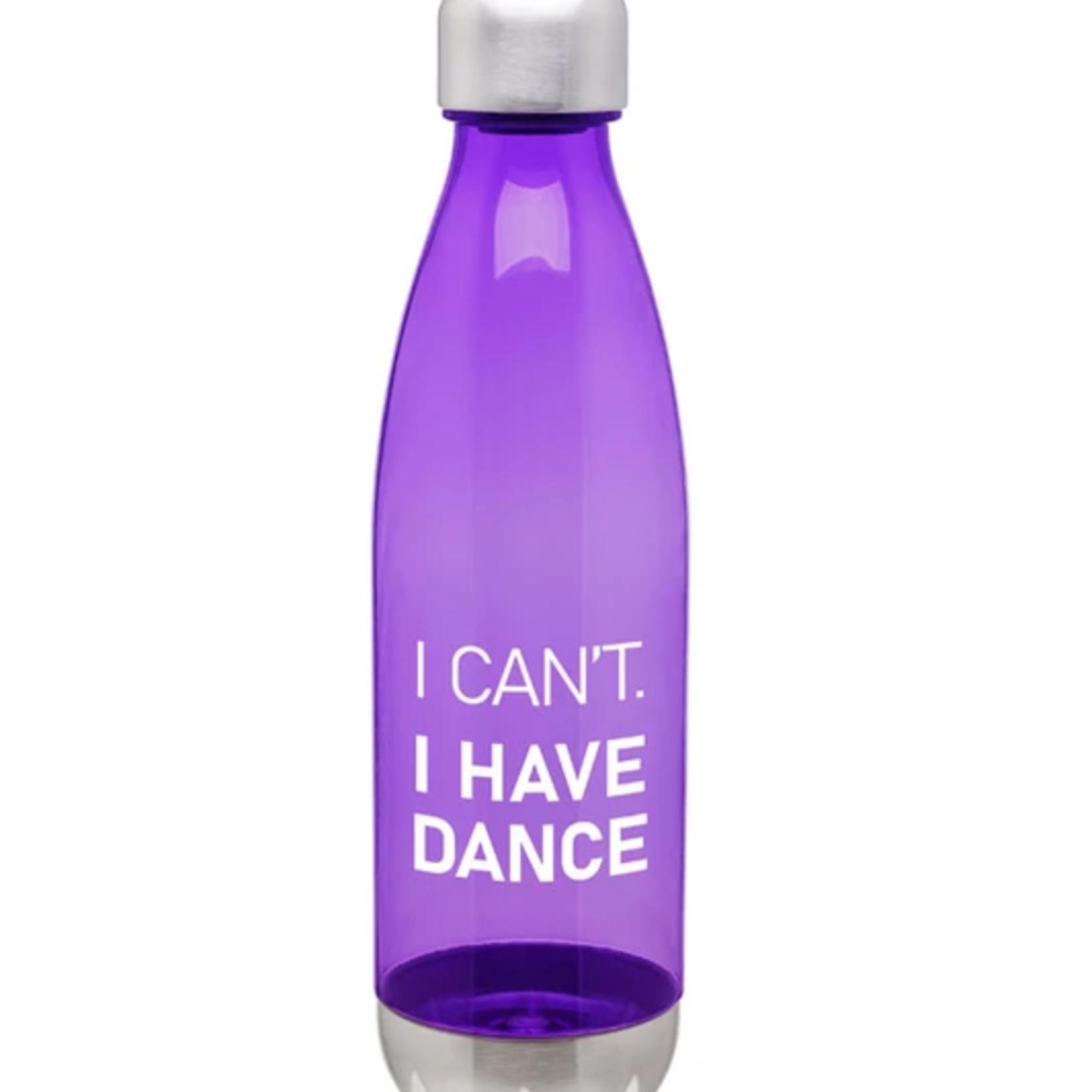 Covet Dance Covet Dance I Can't I Have Dance Water Bottle