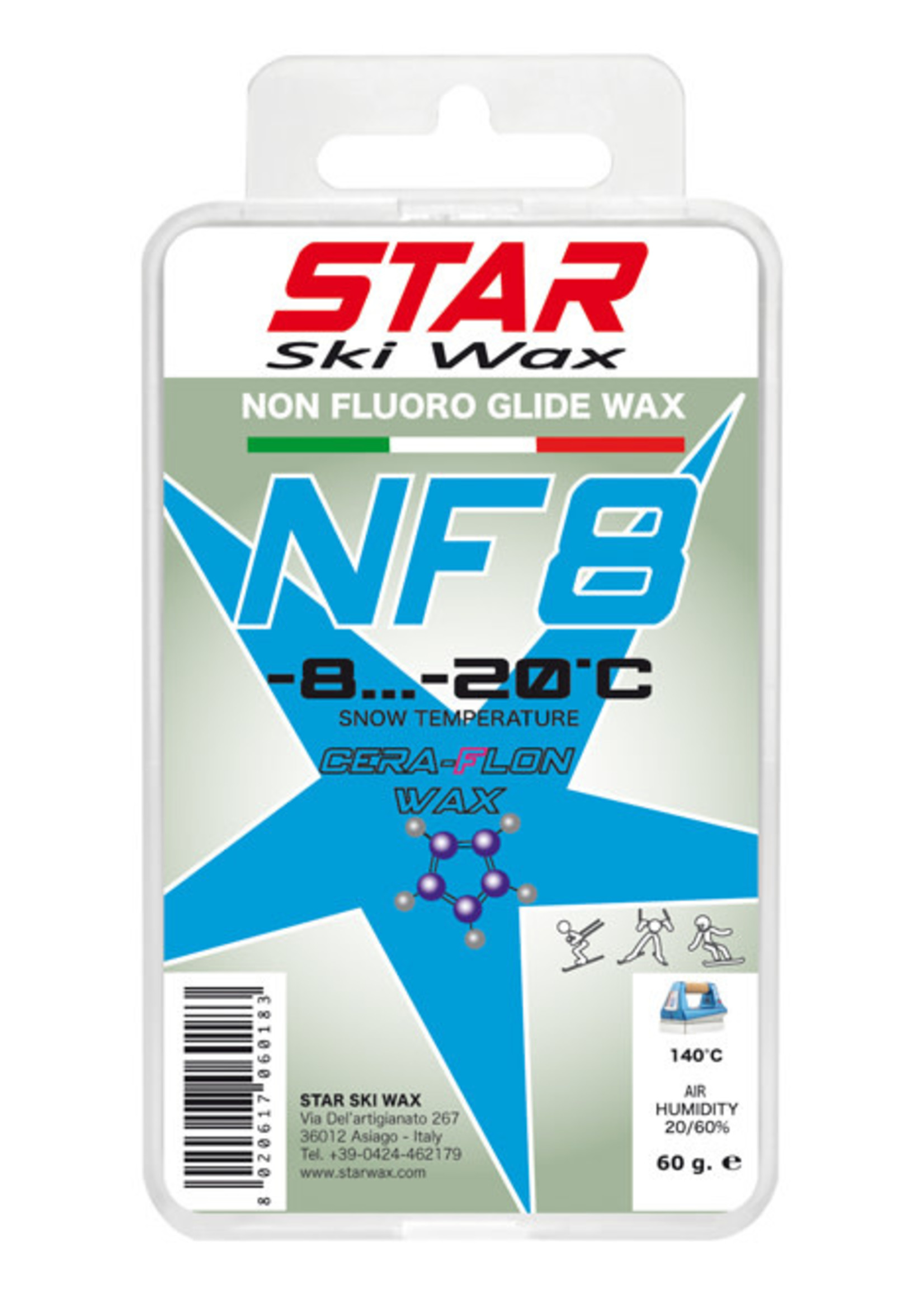 NF8 Cera-Flon 60g