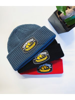 Snowboard Workshop Cable Beanie
