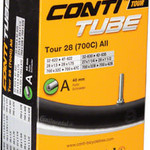 Continental Continental 700 x 32-47mm 40mm Schrader Valve Tube