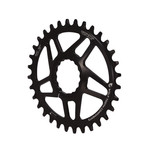 Wolf Tooth Components Wolf Tooth Elliptical Cinch Direct Mount Chainring, 32T - Black