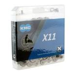 KMC KMC X11 11-speed chain grey