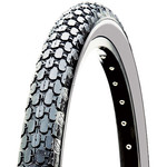ULTRACYCLE CS Tire, 26 x 2.125, White Wall Cruiser