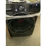 LG 5.0 cu.ft. MEGA CAPACITY SMART WIFI ENABLED FRONT LOAD WASHER WITH TURBO WASH 360 AND BUILT IN INTELLIGENCE