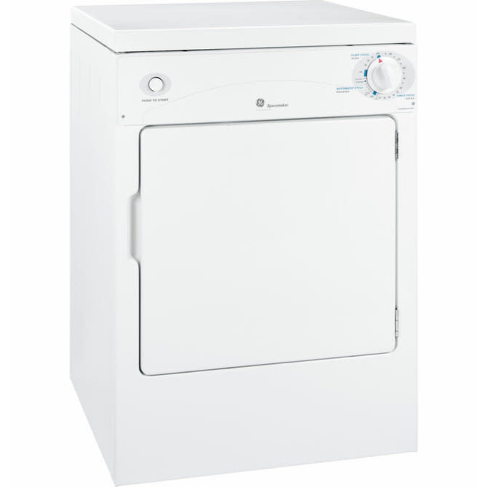 GE GE Spacemaker® 120V 3.6 cu. ft. Capacity Portable Electric Dryer