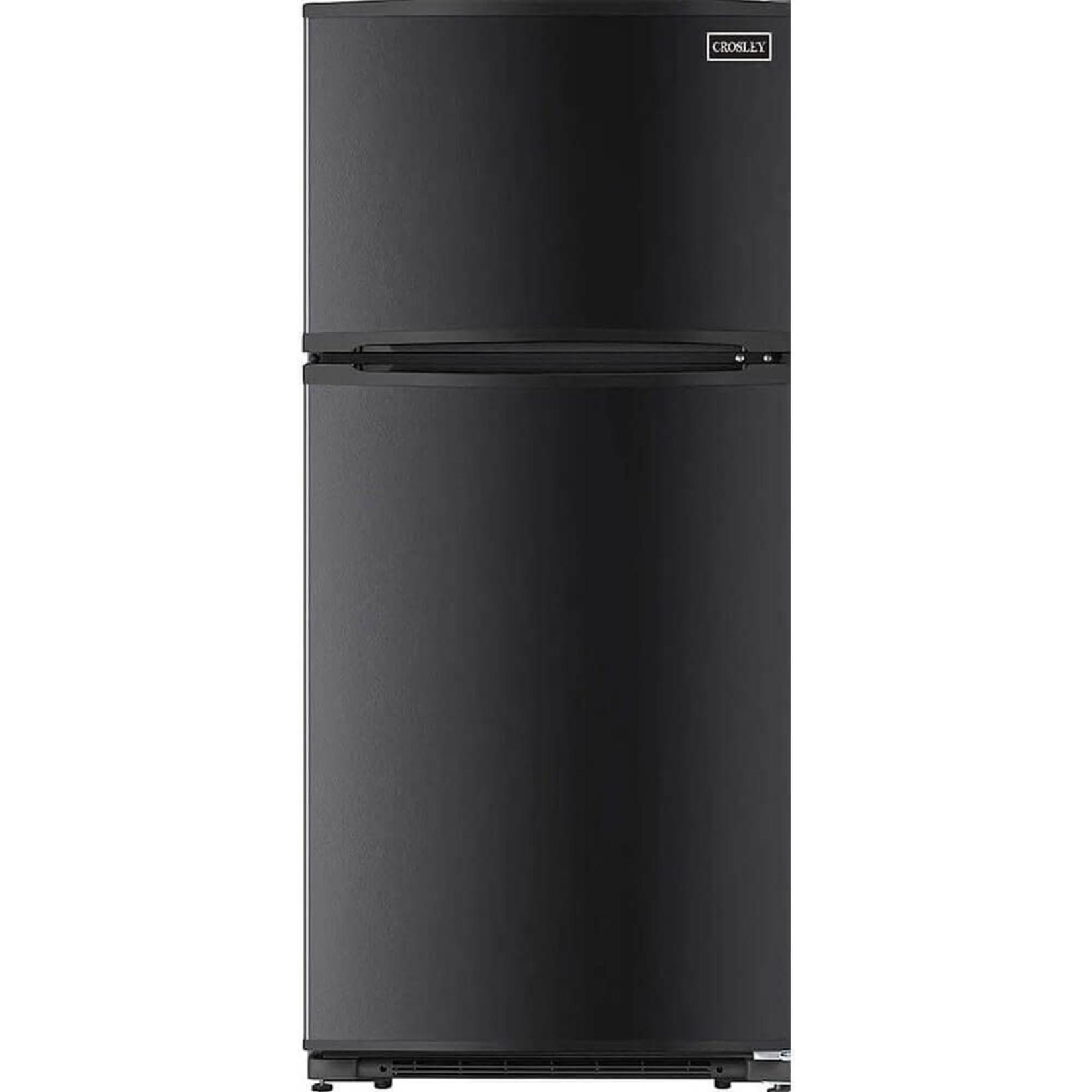 Crosley CROSLEY Top Mount Refrigerator Black