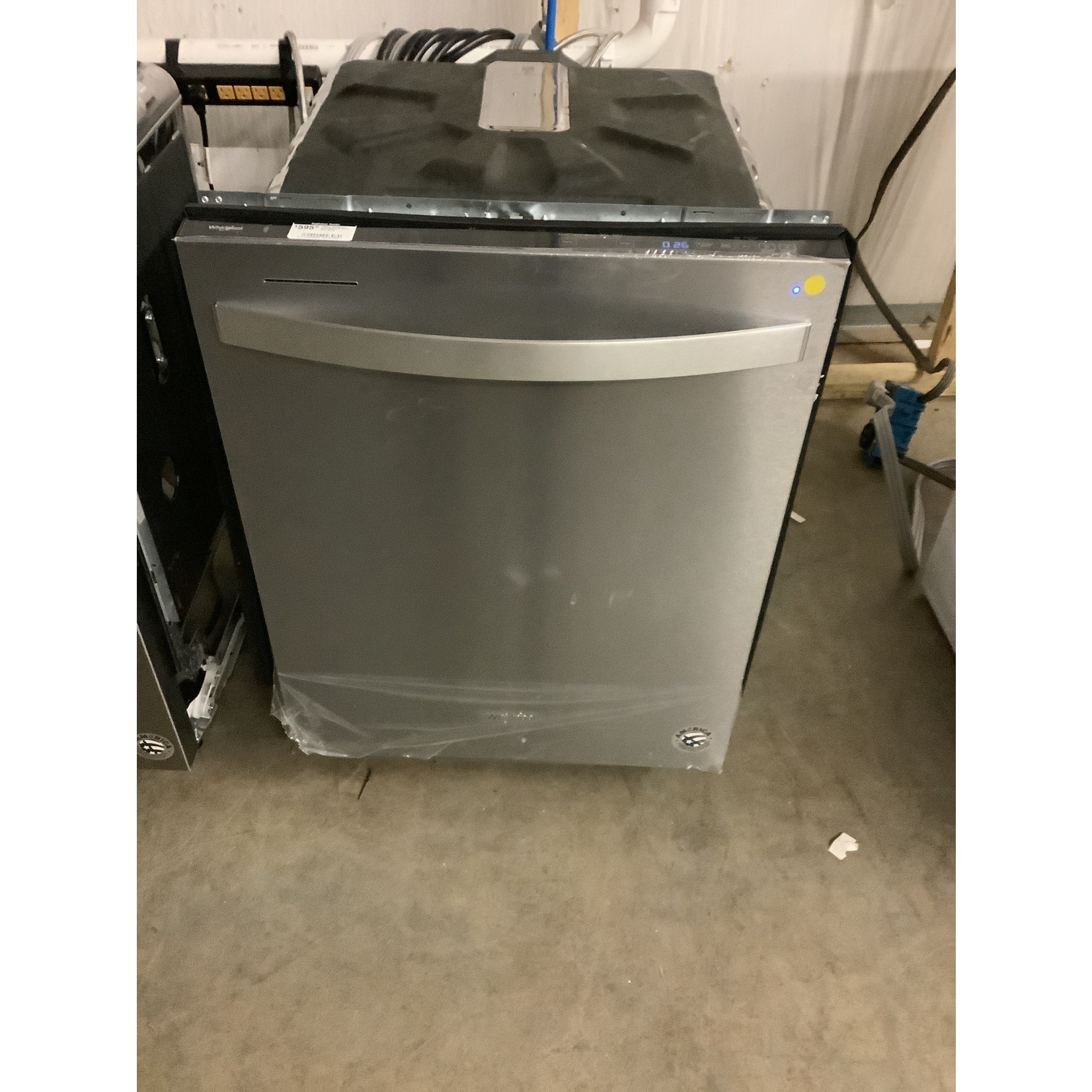 Whirlpool LARGE CAPACITY DISHWASHER WITH 3RD RACK
