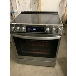 LG 6.3 CU.FT. SMART WIFI ENABLED PROBAKE CONVECTION INSTAVIEW ELECTRIC SLIDE IN RANGE WITH AIR FRY